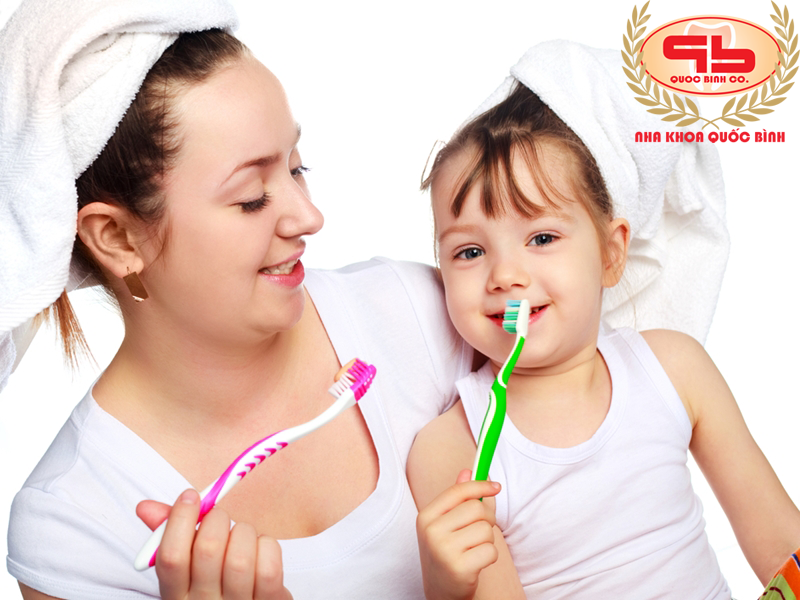 Small tips to help you brushing your baby teeth easier.