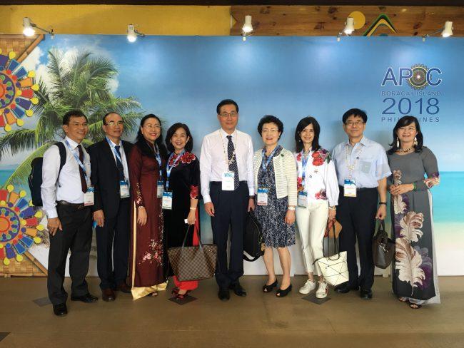 Hội nghị chỉnh nha Quốc Tế tại Philippin 2018