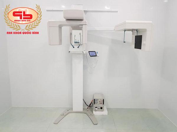 Hệ thống máy CT Conebeam - Trung tâm cấy ghép Implant uy tín tại Vũng Tàu