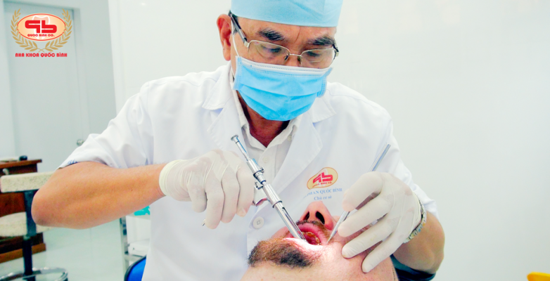 Injecting anesthetic when tooth extraction has effect for how long?