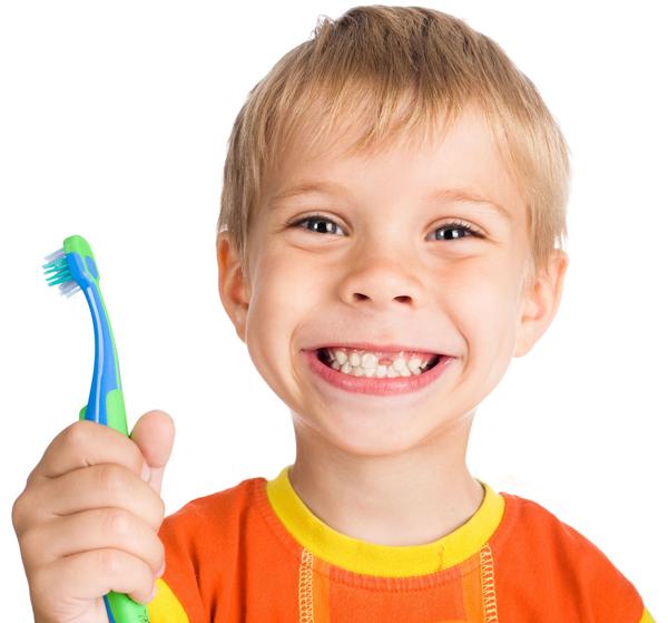Vệ sinh răng miệng tốt đề phòng sâu răng sữa