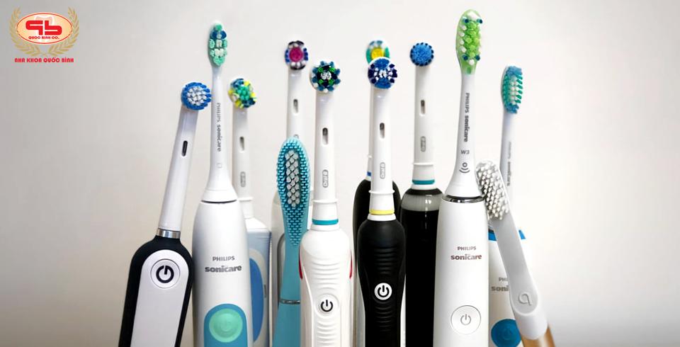 Bàn chải đánh răng điện tử có nên dùng hay không?